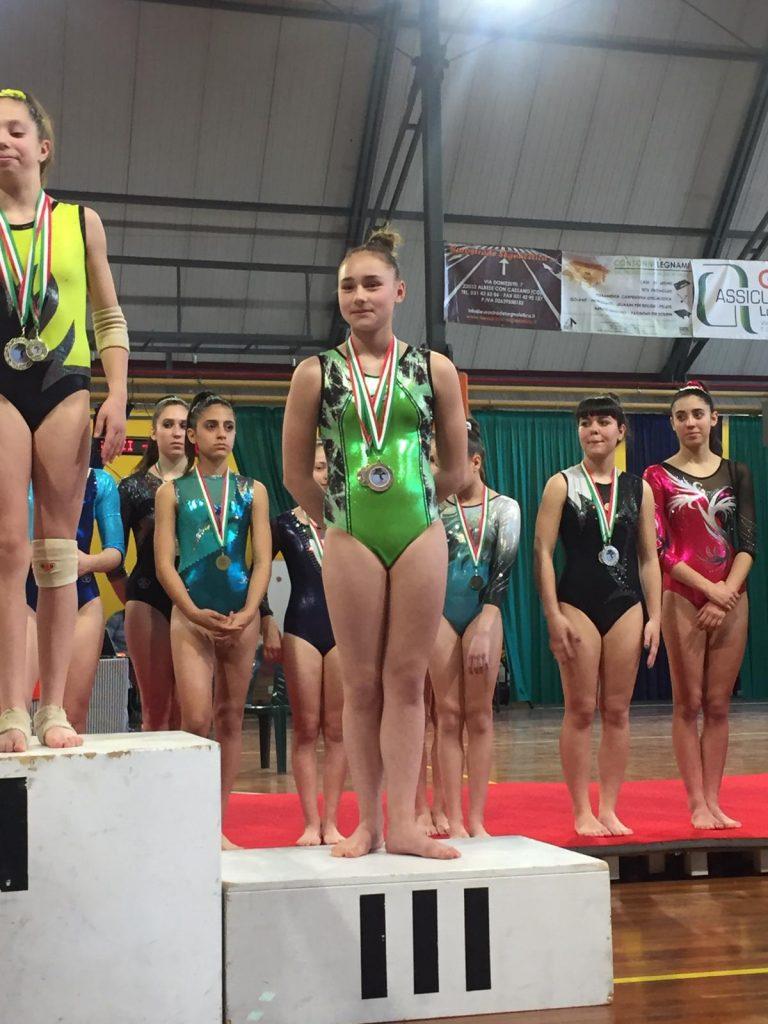 Regionali Silver/LC junior 1: Matilde Lecchi splendida terza