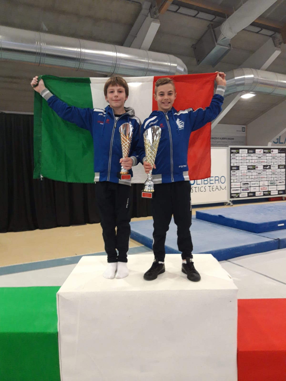 Pro Lissone Gold/ impresa di Mazzola: campione italiano A3