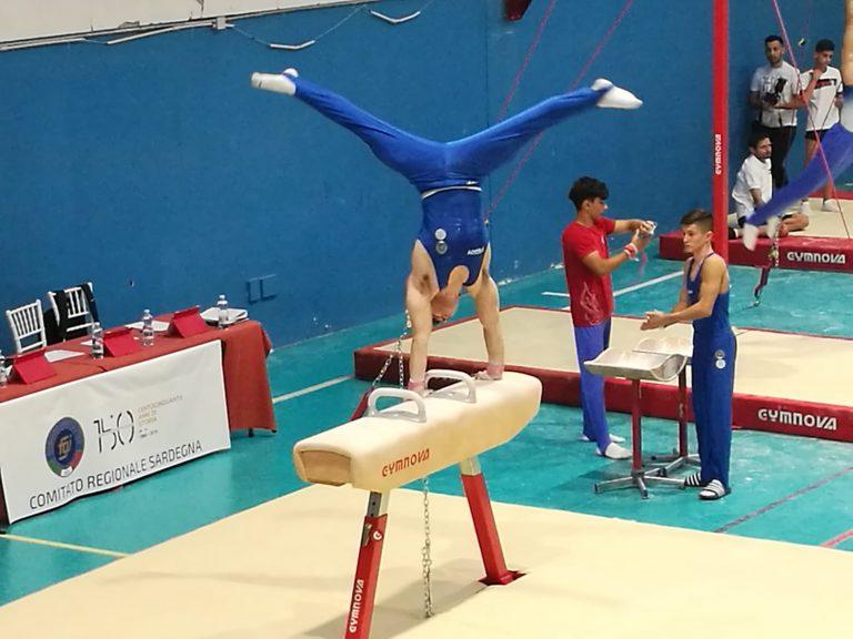 Pro Lissone Ginnastica, Galimberti: 5 medaglie ai ComeGym