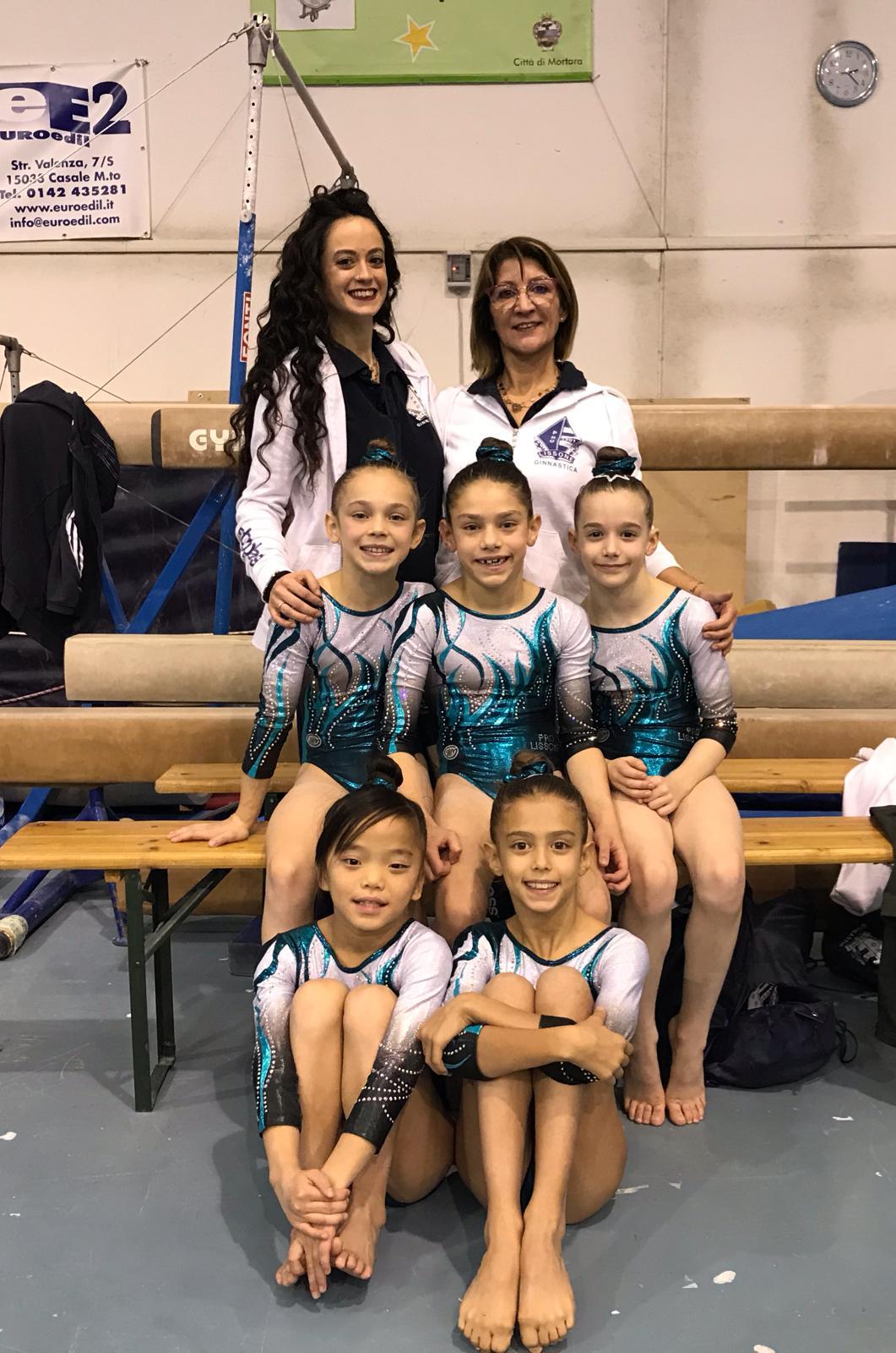 Femminile: ginnaste C3A in finale nazionale