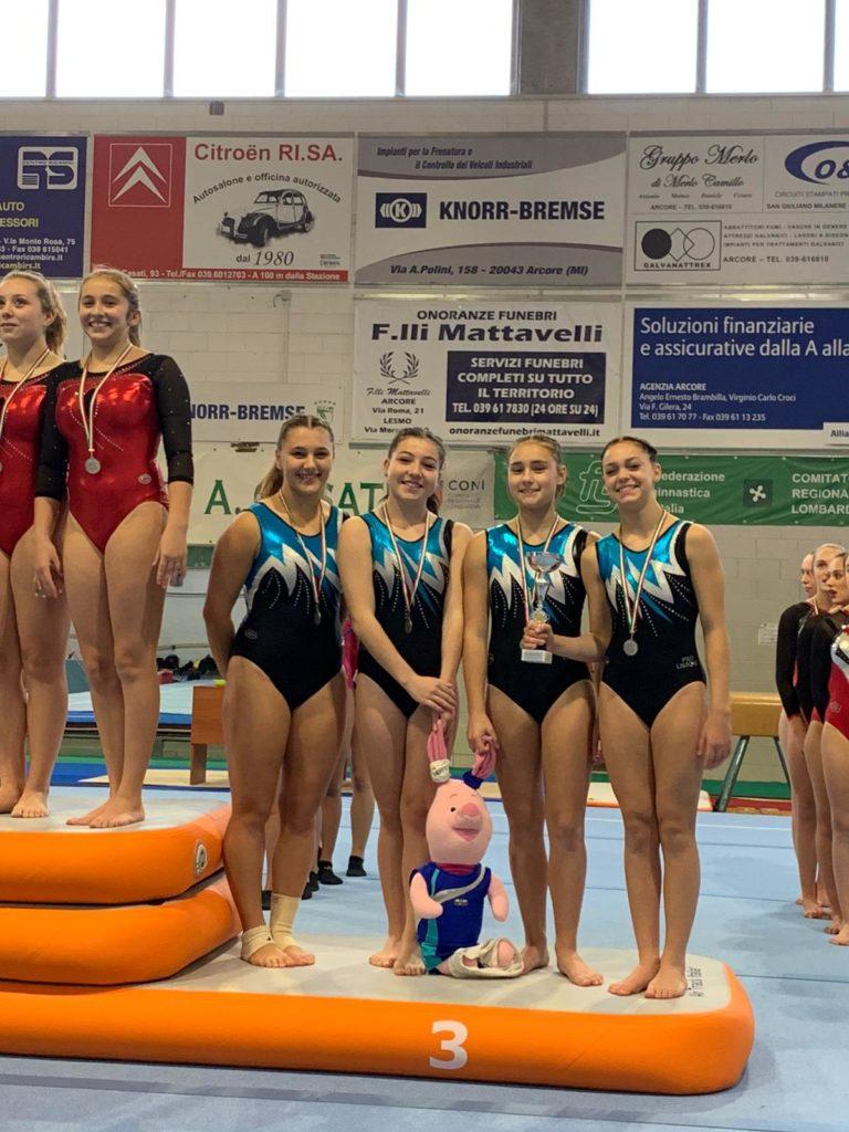 Pro Lissone: terzo posto al Torneo delle Regioni