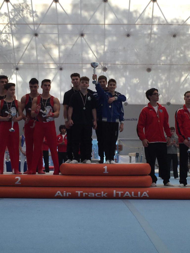 Terza vittoria consecutiva a Civitavecchia.