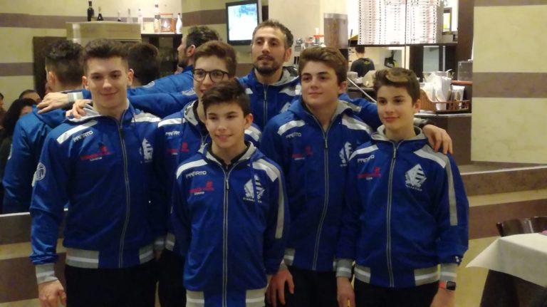 Pro Lissone Ginnastica: presentate le squadre di Serie B