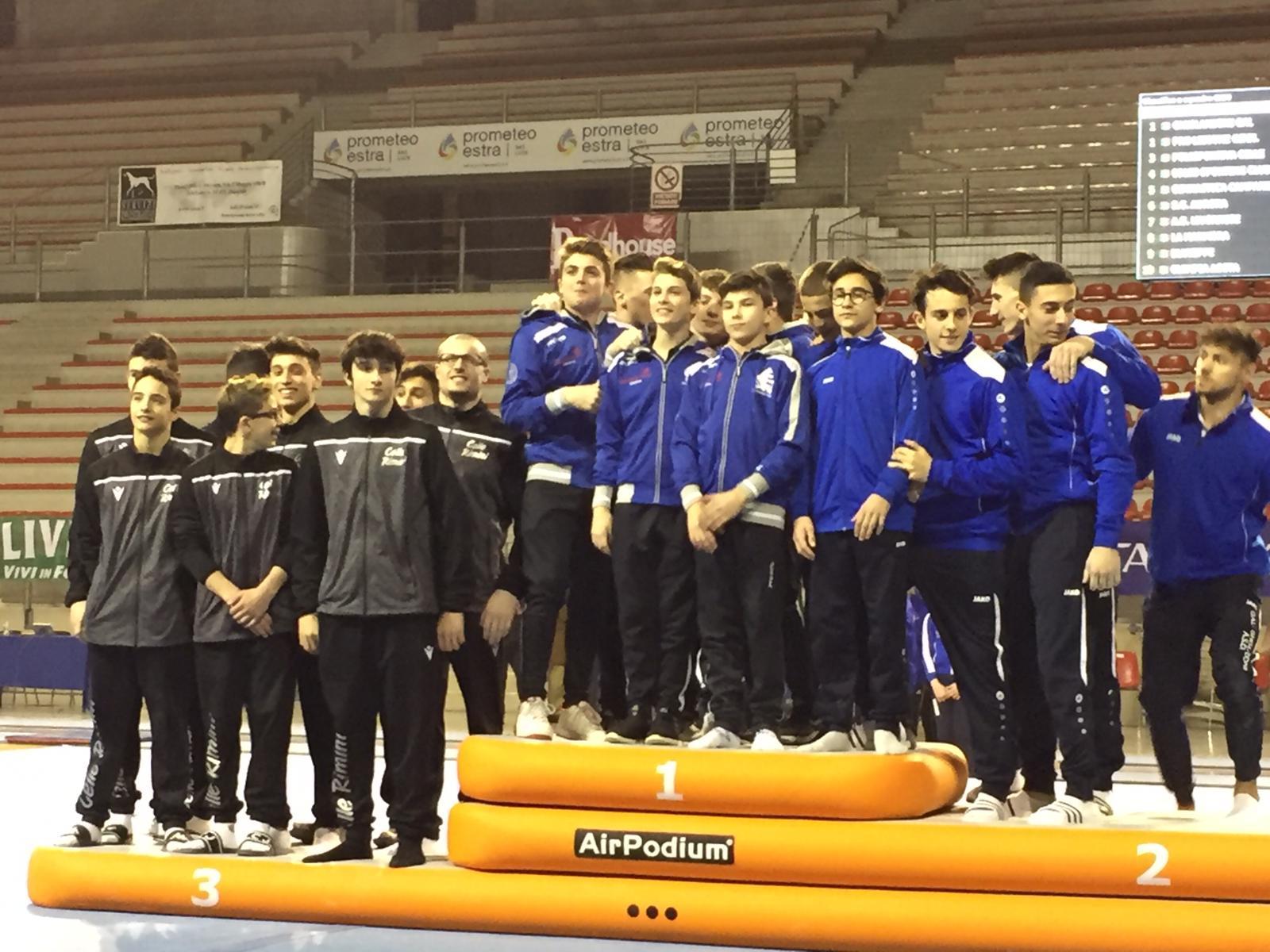Pro Lissone/maschile: Serie B, vittoria ad Ancona!
