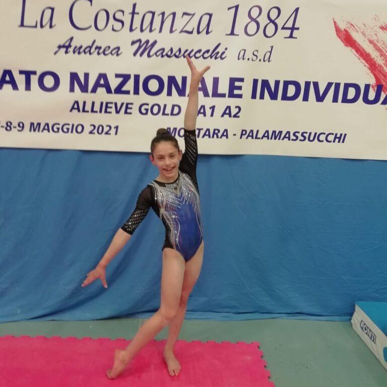 Pro Lissone. Gold femminile, Pogliani e Marino tra le migliori d'Italia